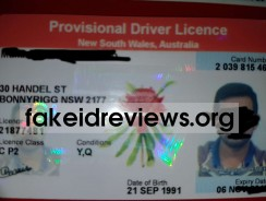NSW Fake ID Review from FakeIDAustralia.com